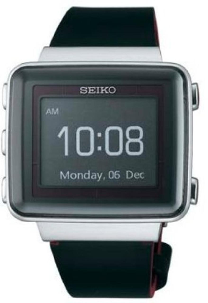 Seiko Spirit SBPA001 Active Matrix EPD Solar