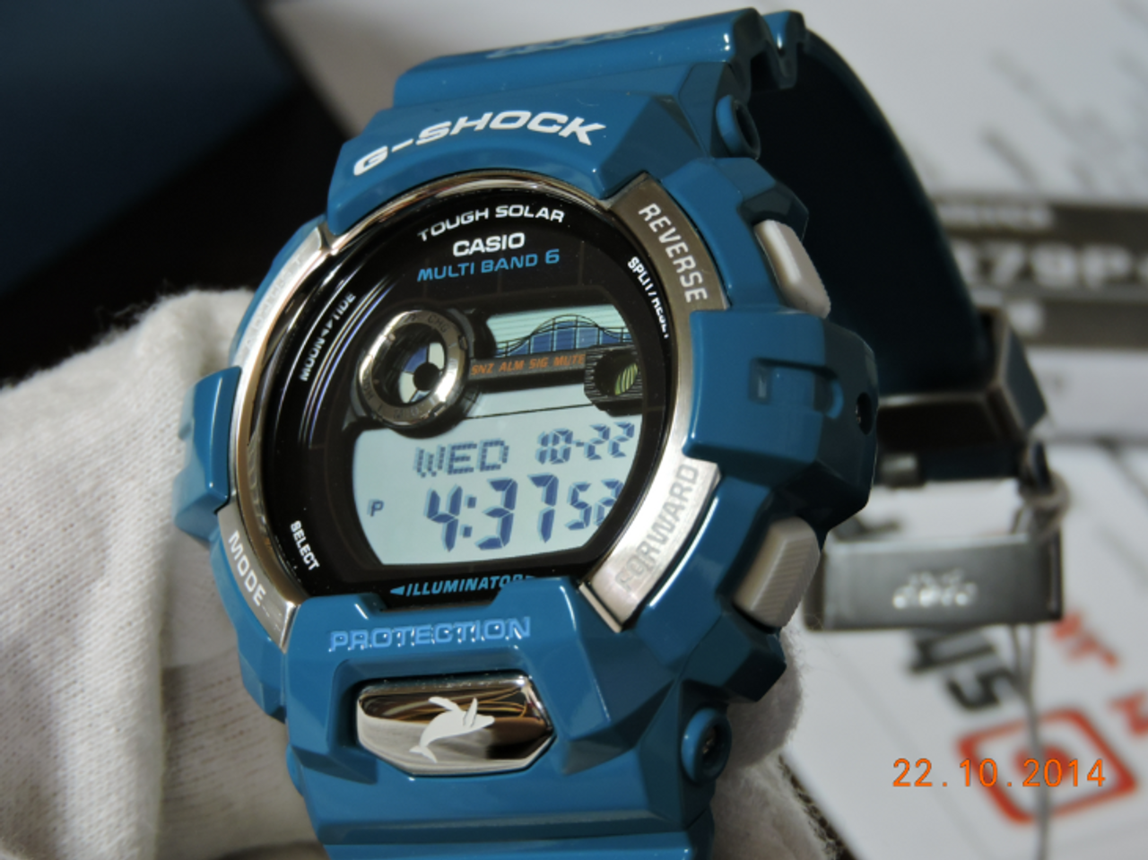 G-shock Love The Sea And The Earth
