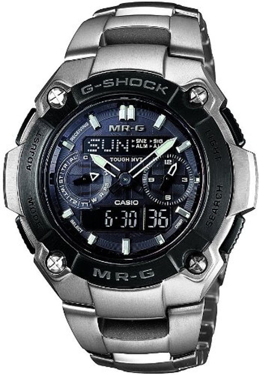 Casio MR-G G-Shock Tough Solar MRG-7600D-1AJF