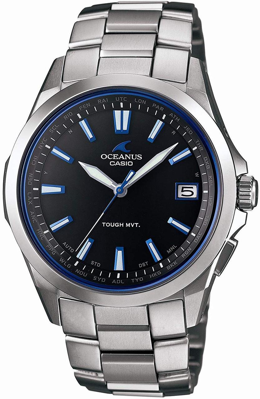 Casio Oceanus OCW-S100-1AJF Solar Atomic