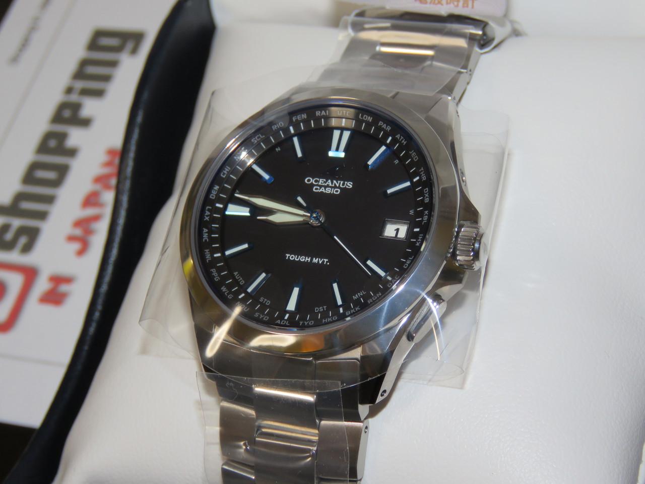 Oceanus OCW-S100-1AJF