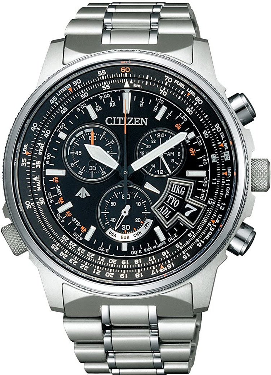 Citizen Promaster Sky BY0080-57E Eco-Drive
