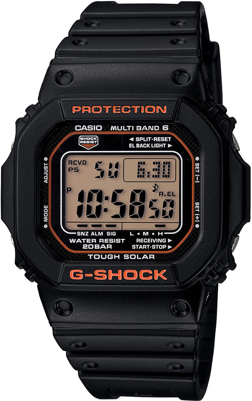 Casio G-Shock Origin GW-M5610R-1JF Atomic