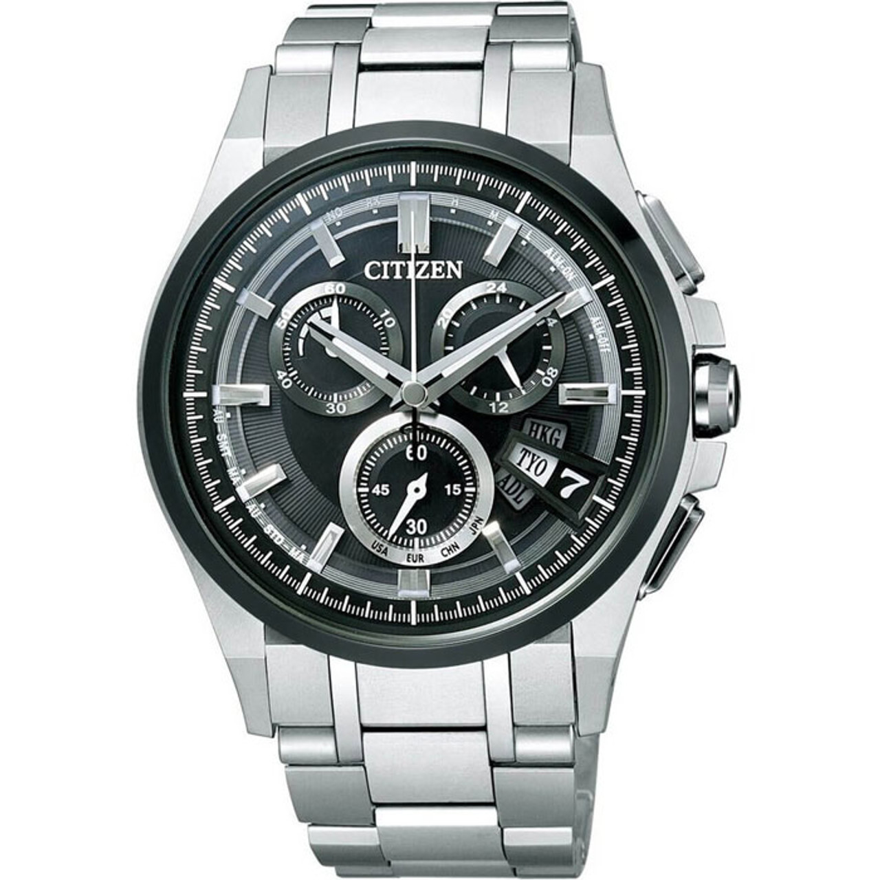 Citizen Attesa BY0094-52E Direct Flight Eco-Drive