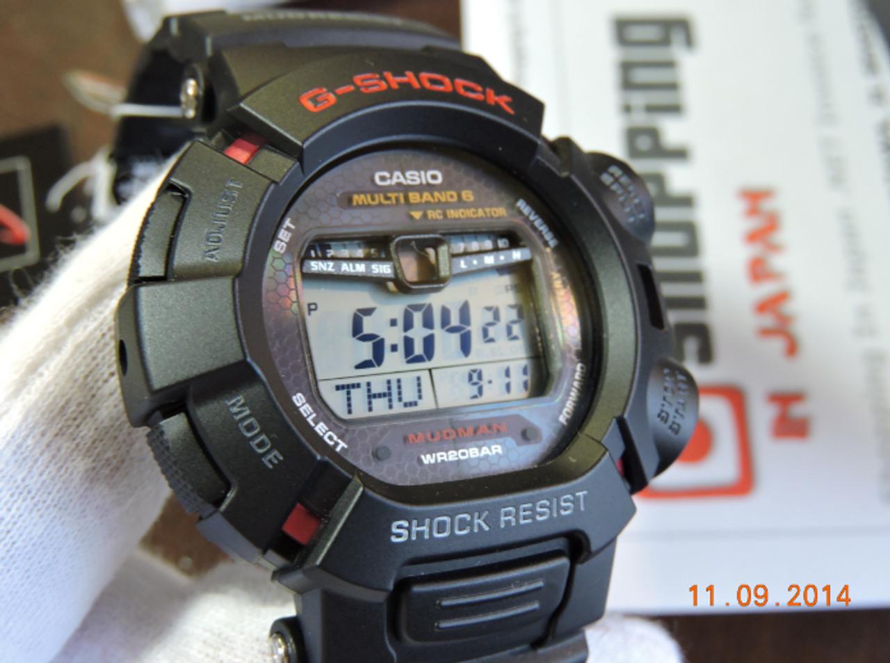 Mudman RS GW-9010-1JF