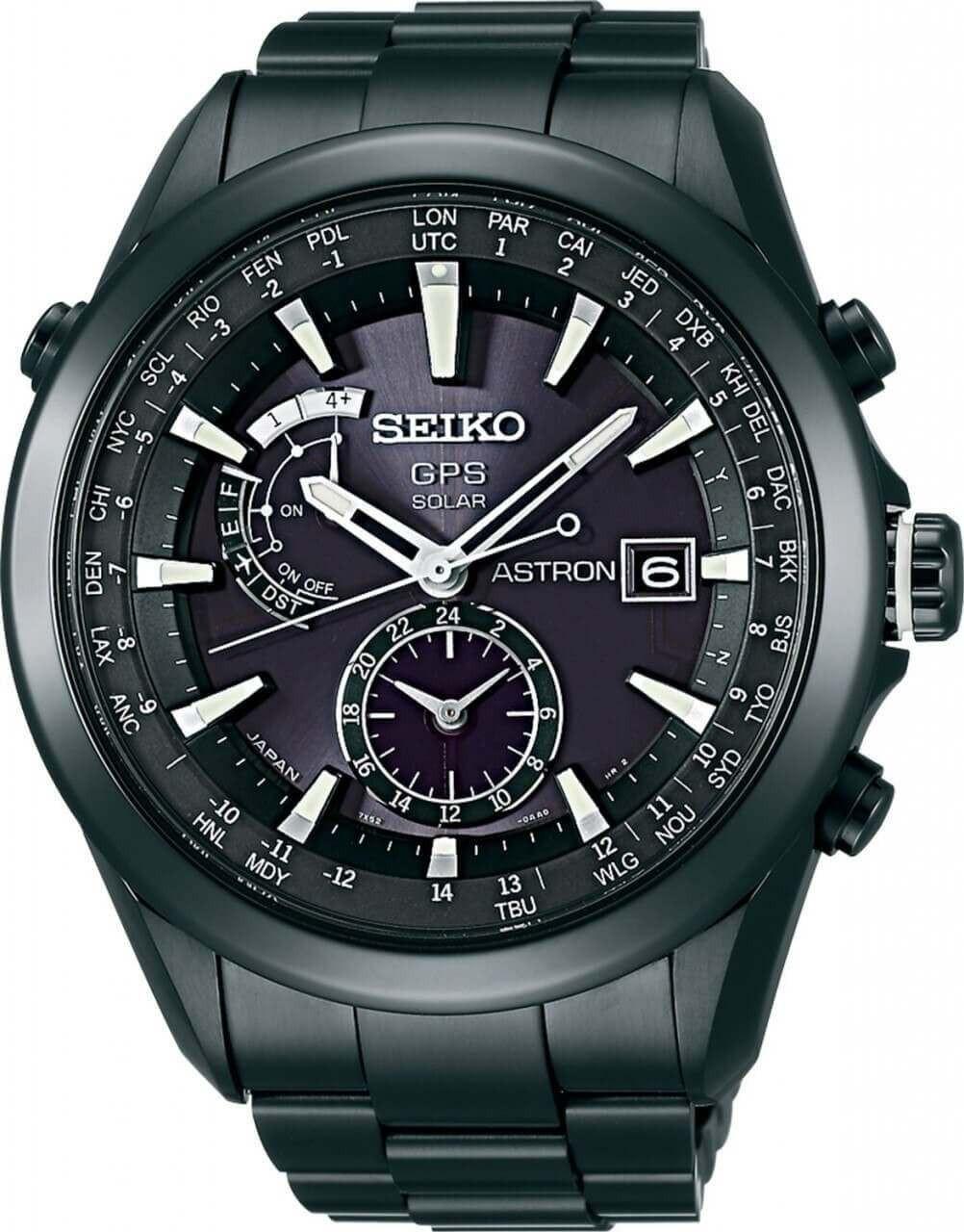 Seiko Astron SAST007G High Intensity Titanium (SAST007)