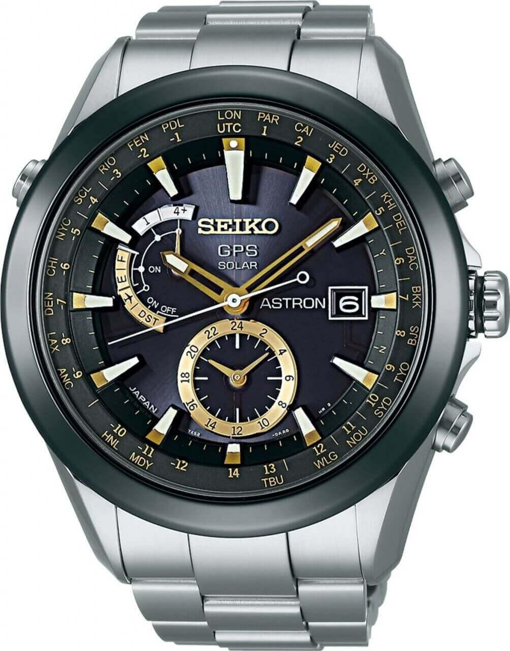Seiko Astron SAST005G High Intensity Titanium (SAST005)