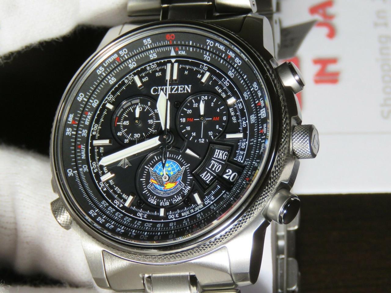 Citizen Promaster Sky BY0080-65E Blue Impulse Limited