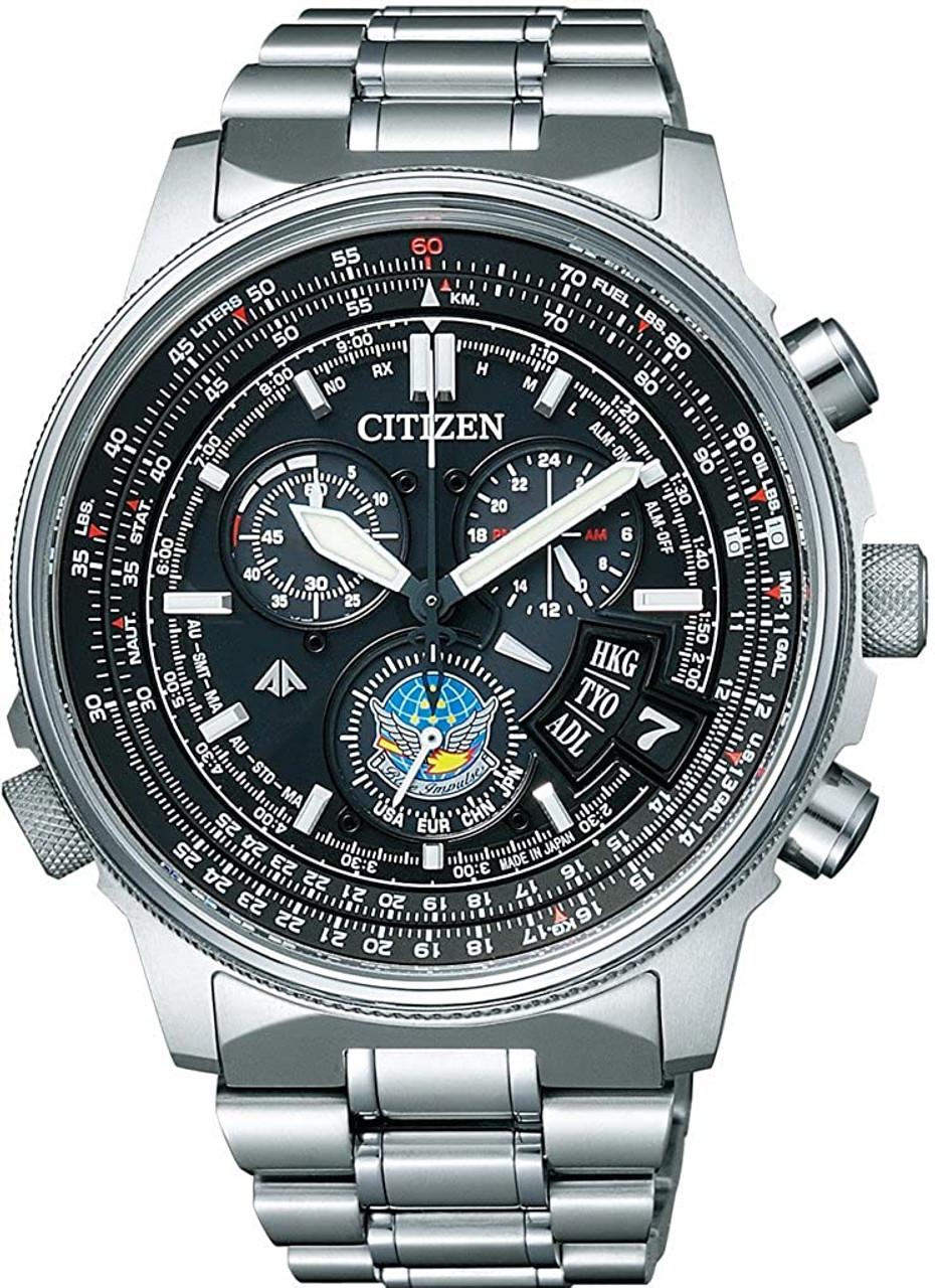 Citizen Promaster Sky BY0080-65E Blue Impulse Limited
