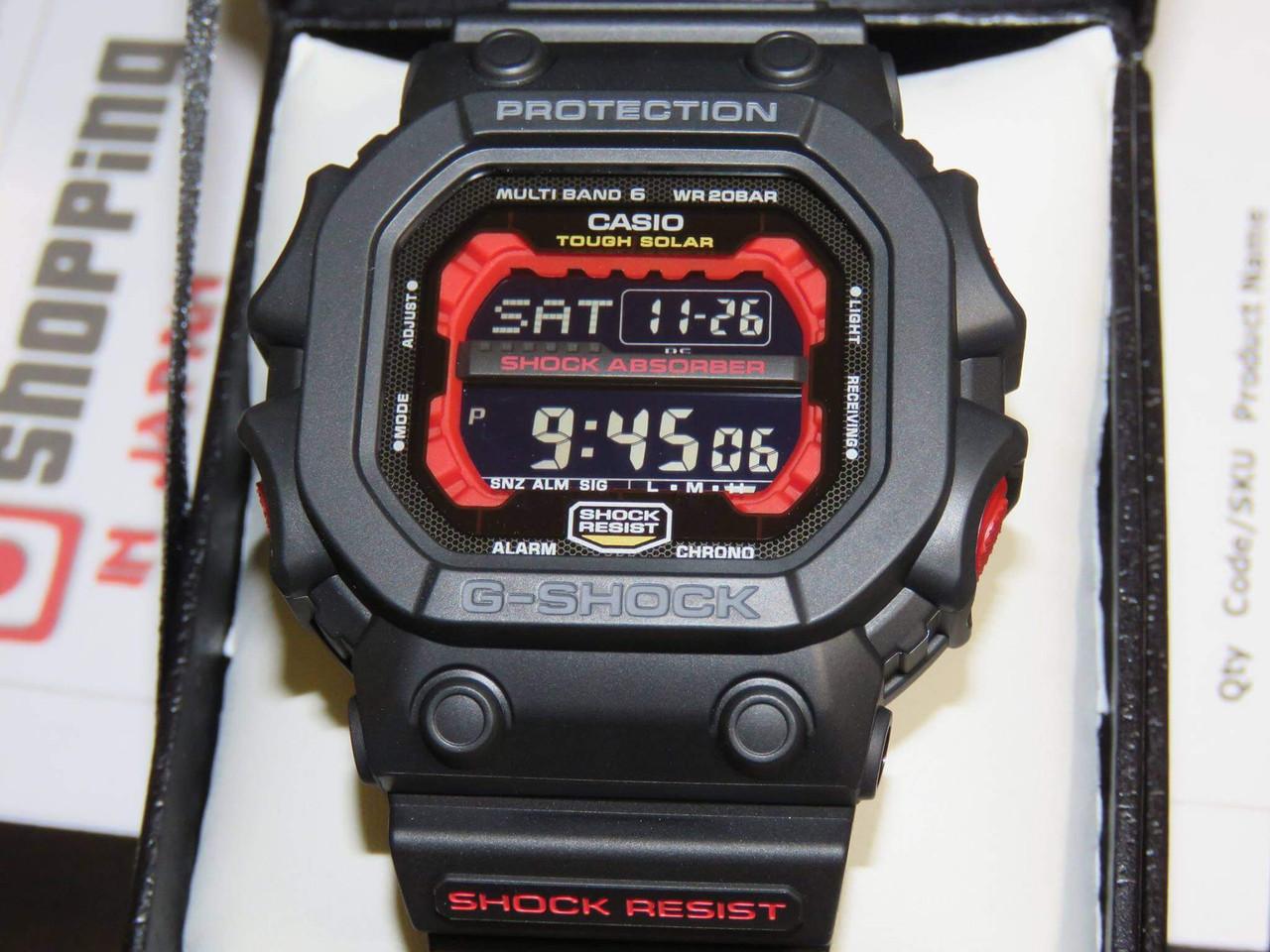Casio G-Shock GXW-56-1AJF GX Series Atomic