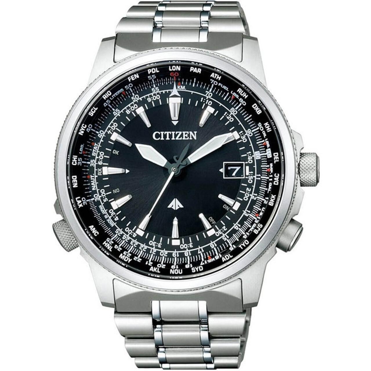 Citizen CB0130-51E Promaster Sky Eco-Drive Titanium