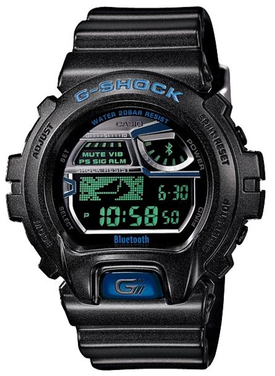 Casio Bluetooth GB-6900AA-A1JR Initial Blue Limited