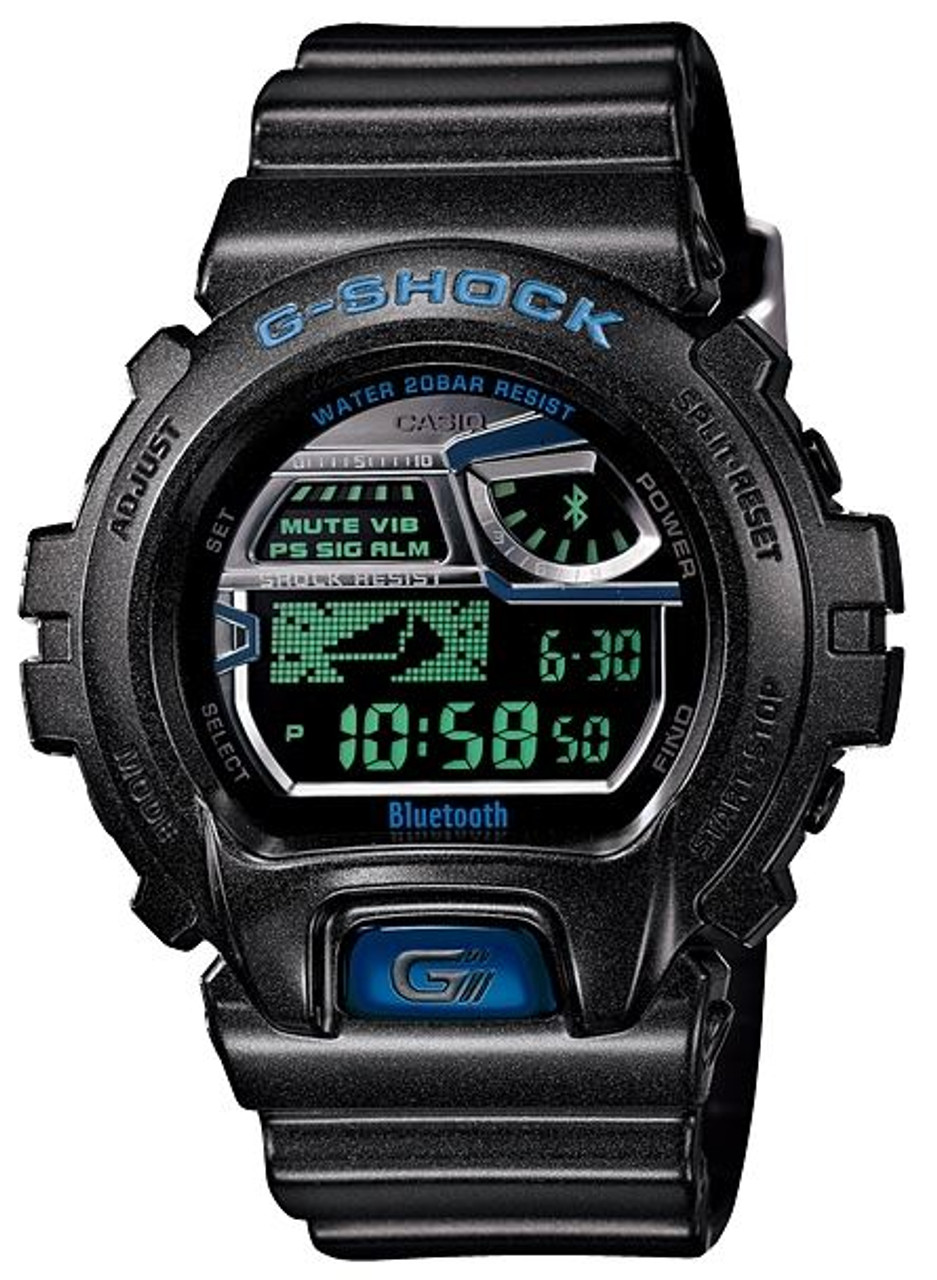 Initial Blue Casio Bluetooth Limited Watch