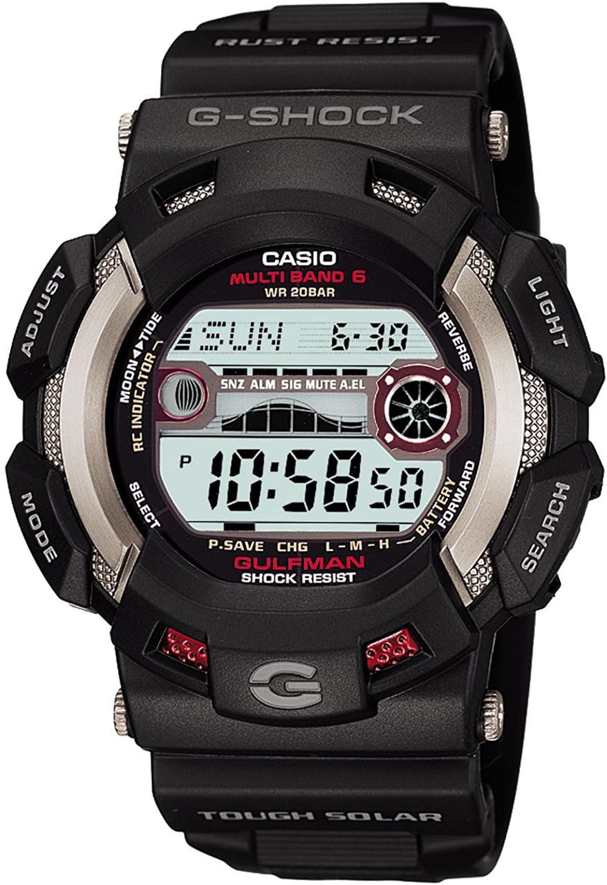 Casio G-Shock Gulfman GW-9110-1JF Atomic Radio