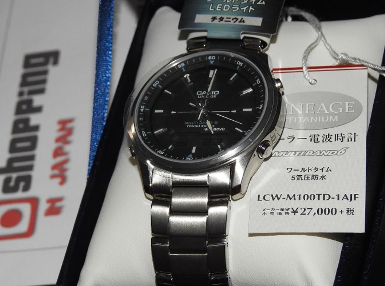 LCW-M100TD