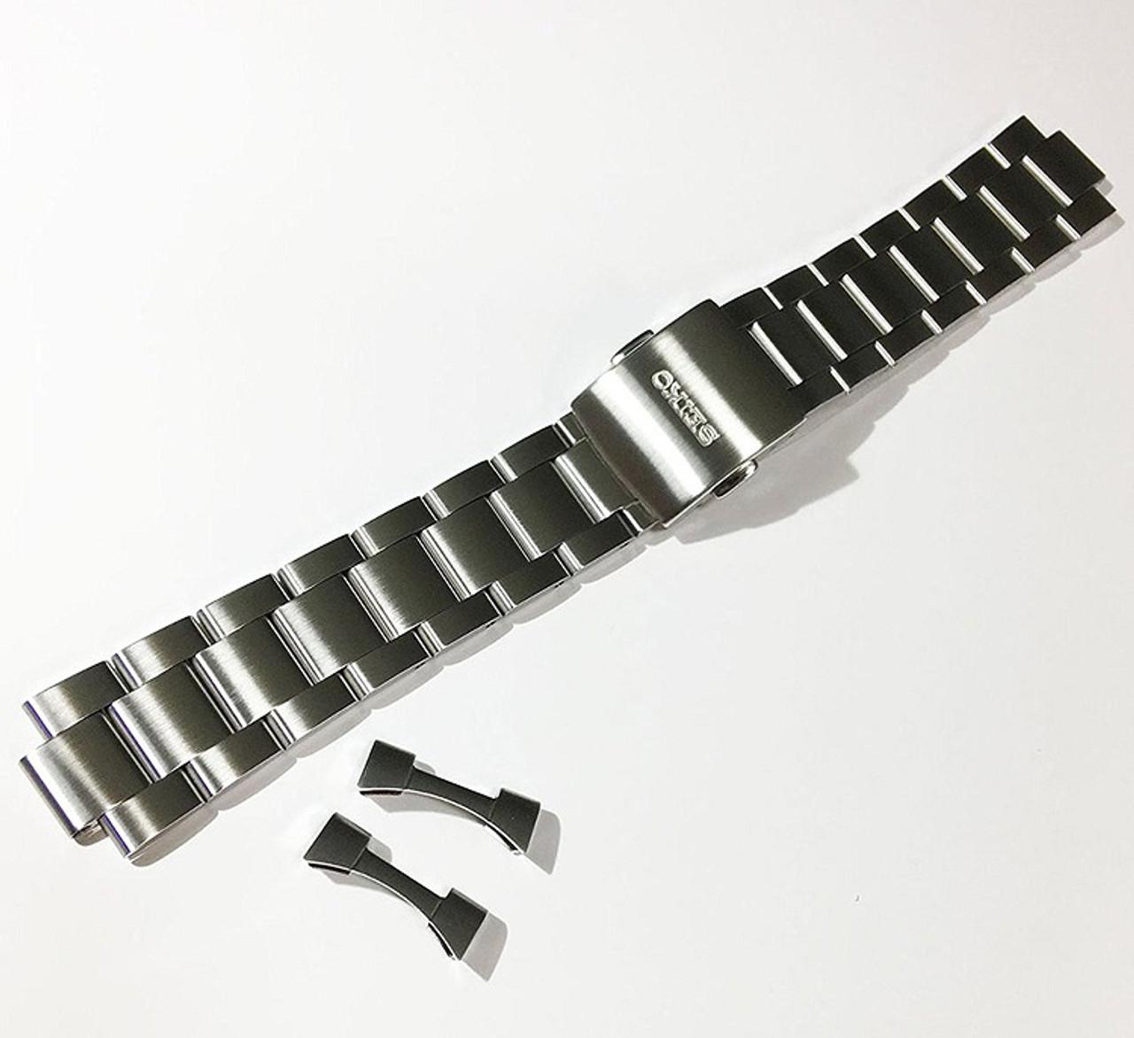 Seiko Bracelet D3A7AB for Seiko SARB017
