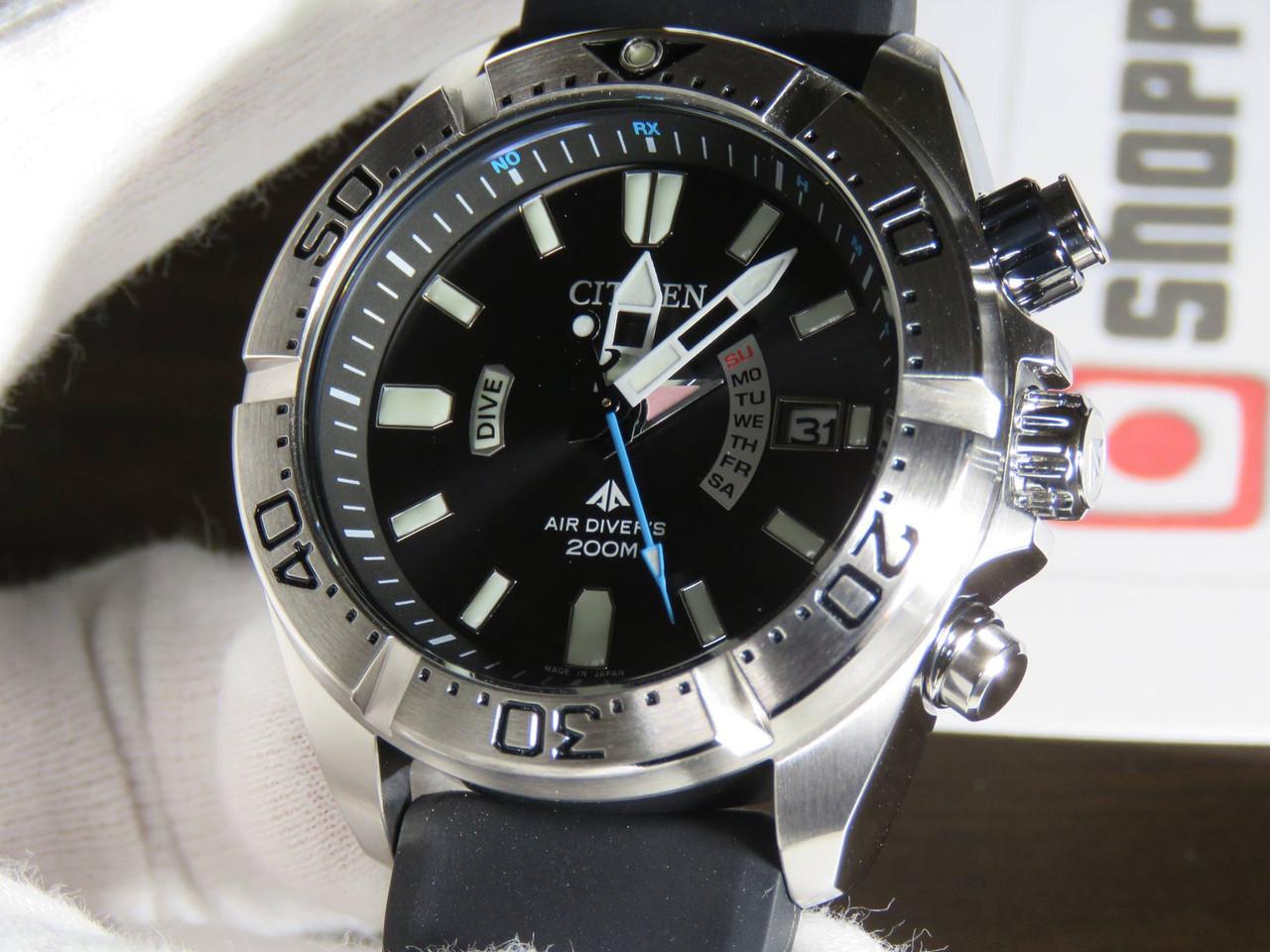 Citizen Promaster Marine PMD56-3083 Eco Drive