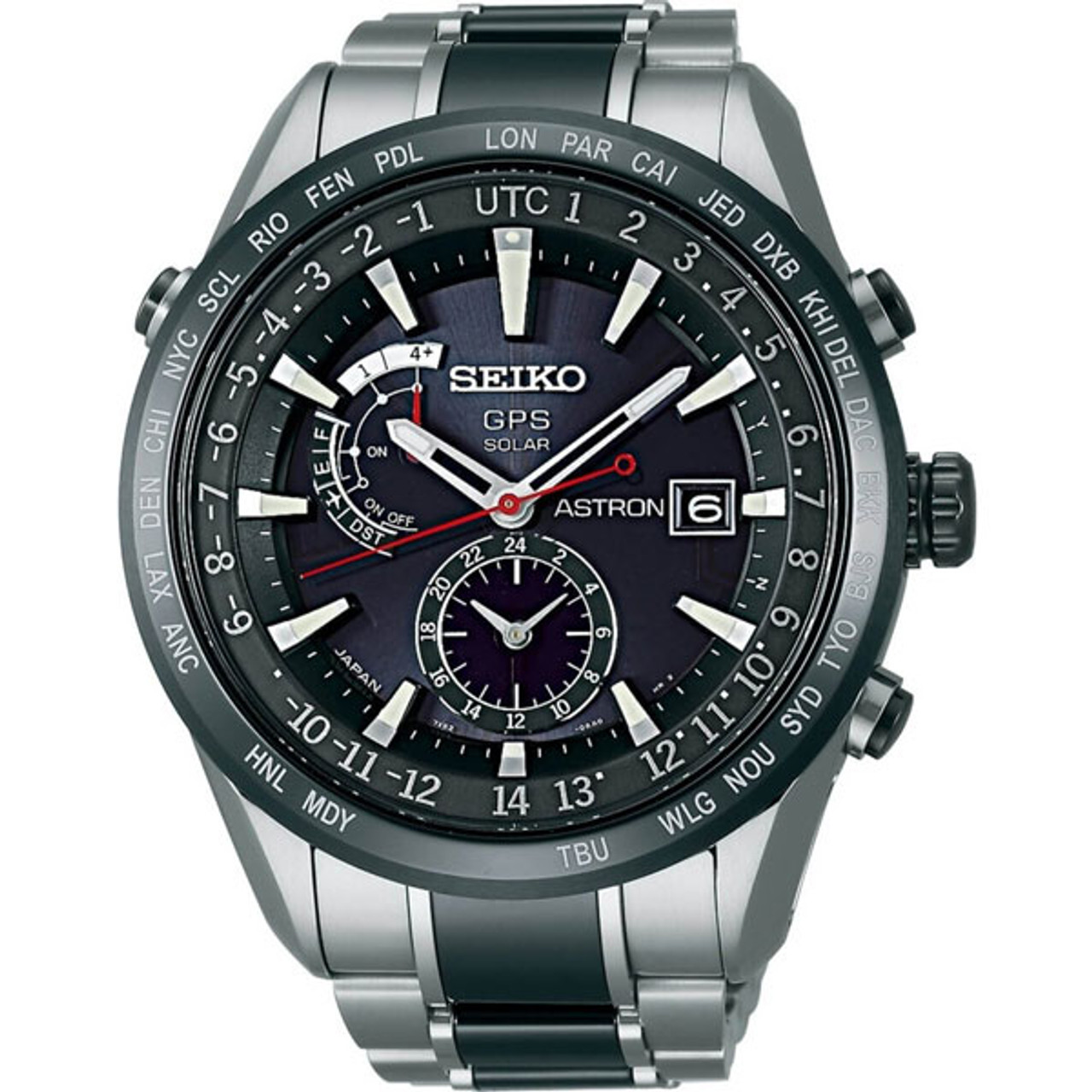 Seiko Astron SAST015G High Intensity Titanium (SAST015)