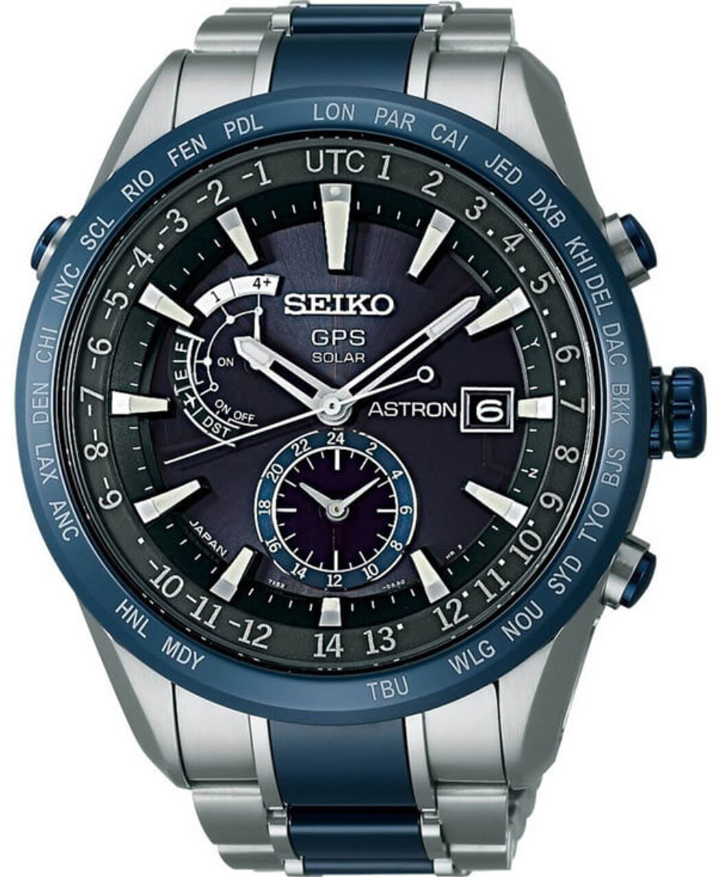 Seiko Astron SAST019G High Intensity Titanium (SAST019)