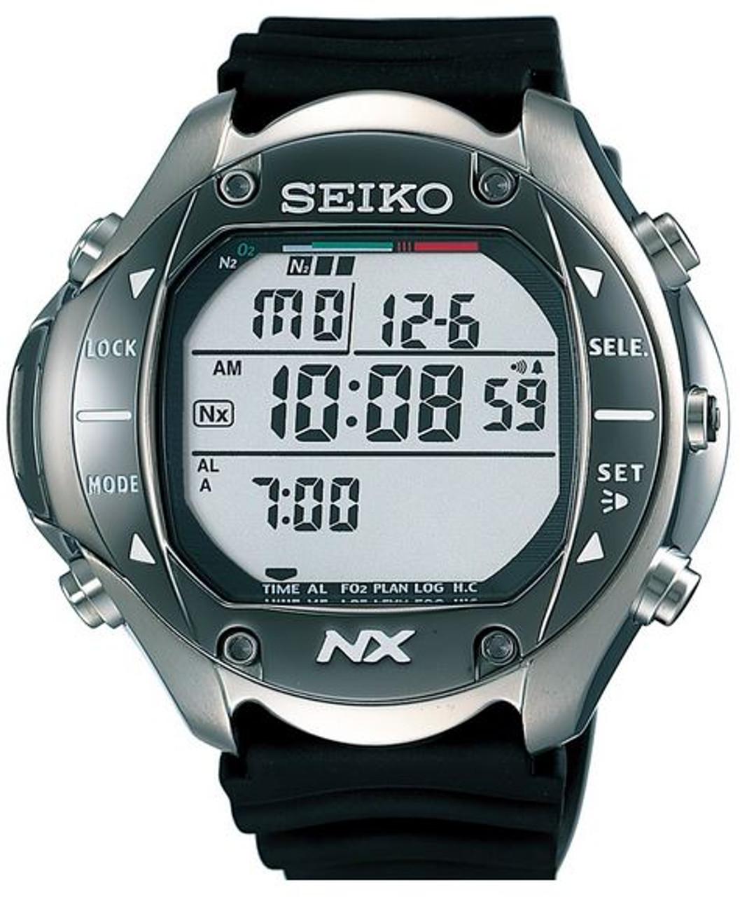Seiko Digital Diver SBDK001 Diving Computer