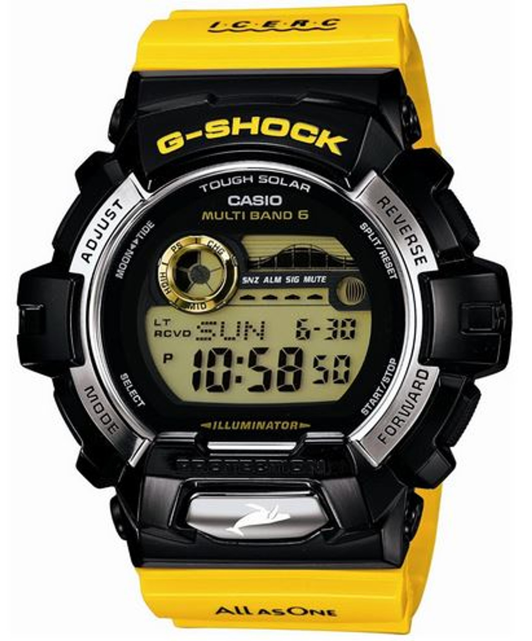Casio G-Shock Spermwhale ICERC GWX-8901K-1JR