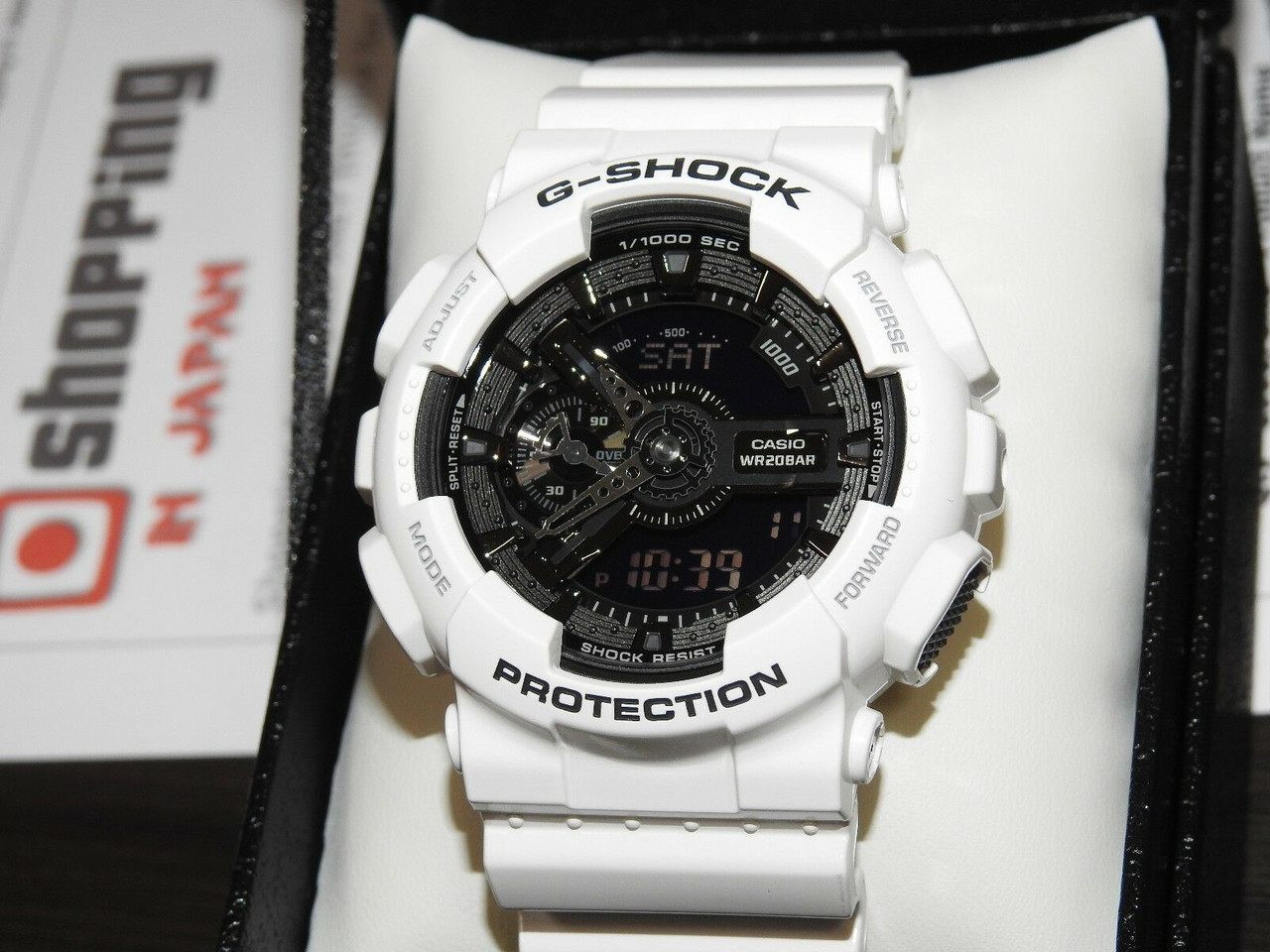 G-Shock GA-110GW-7AJF