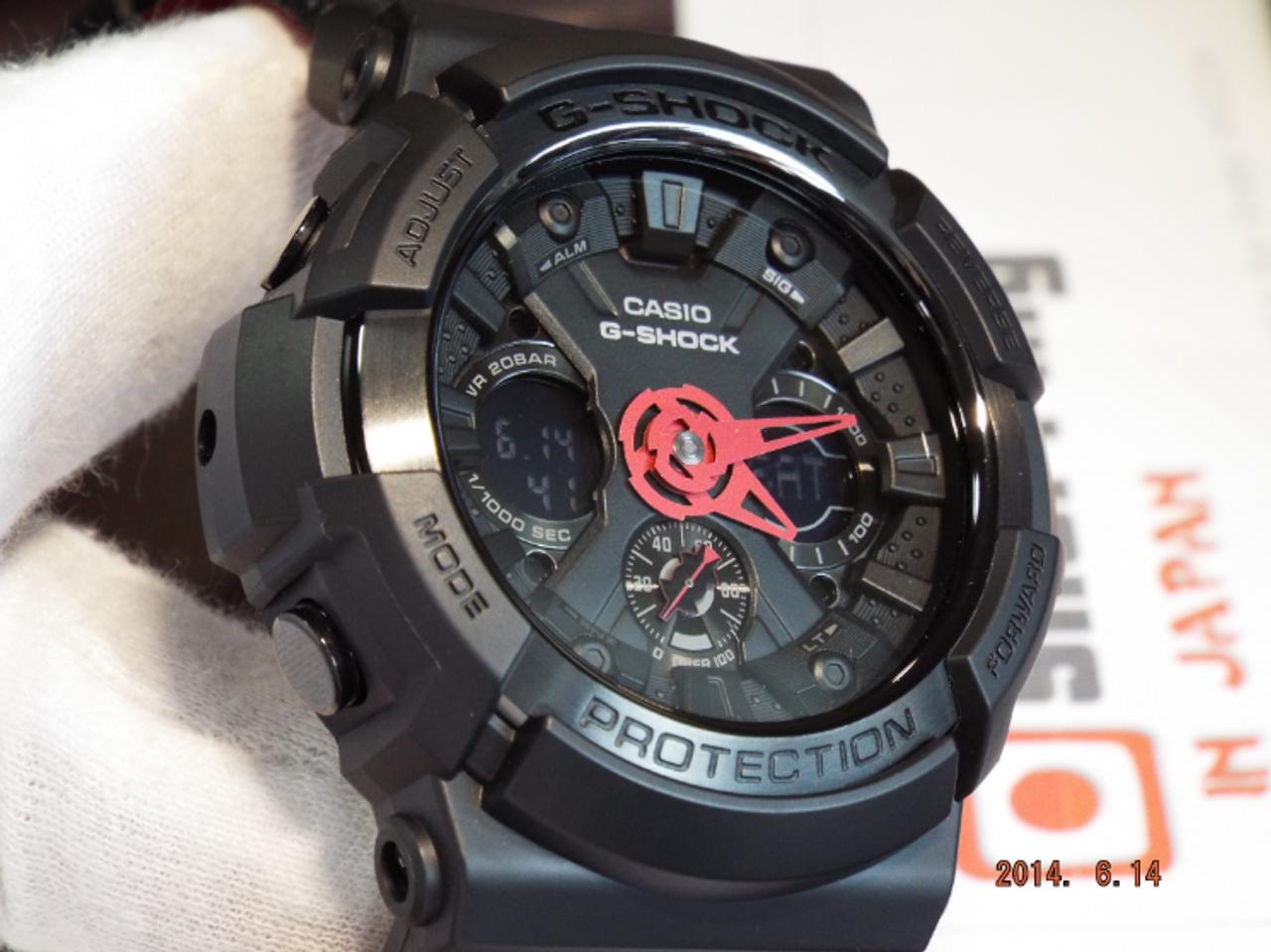 G-Shock Supra GA-200SPR-1AJR