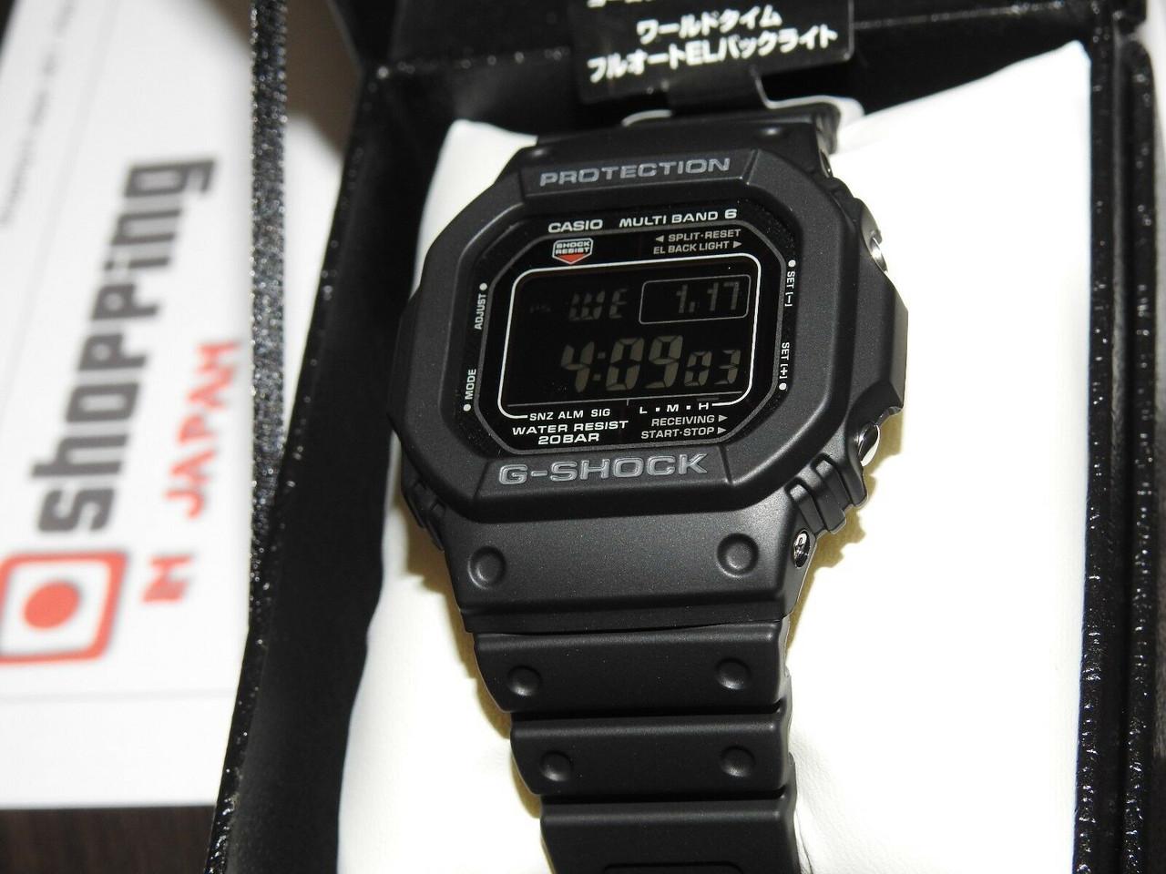 Casio GW-M5610-1BJF