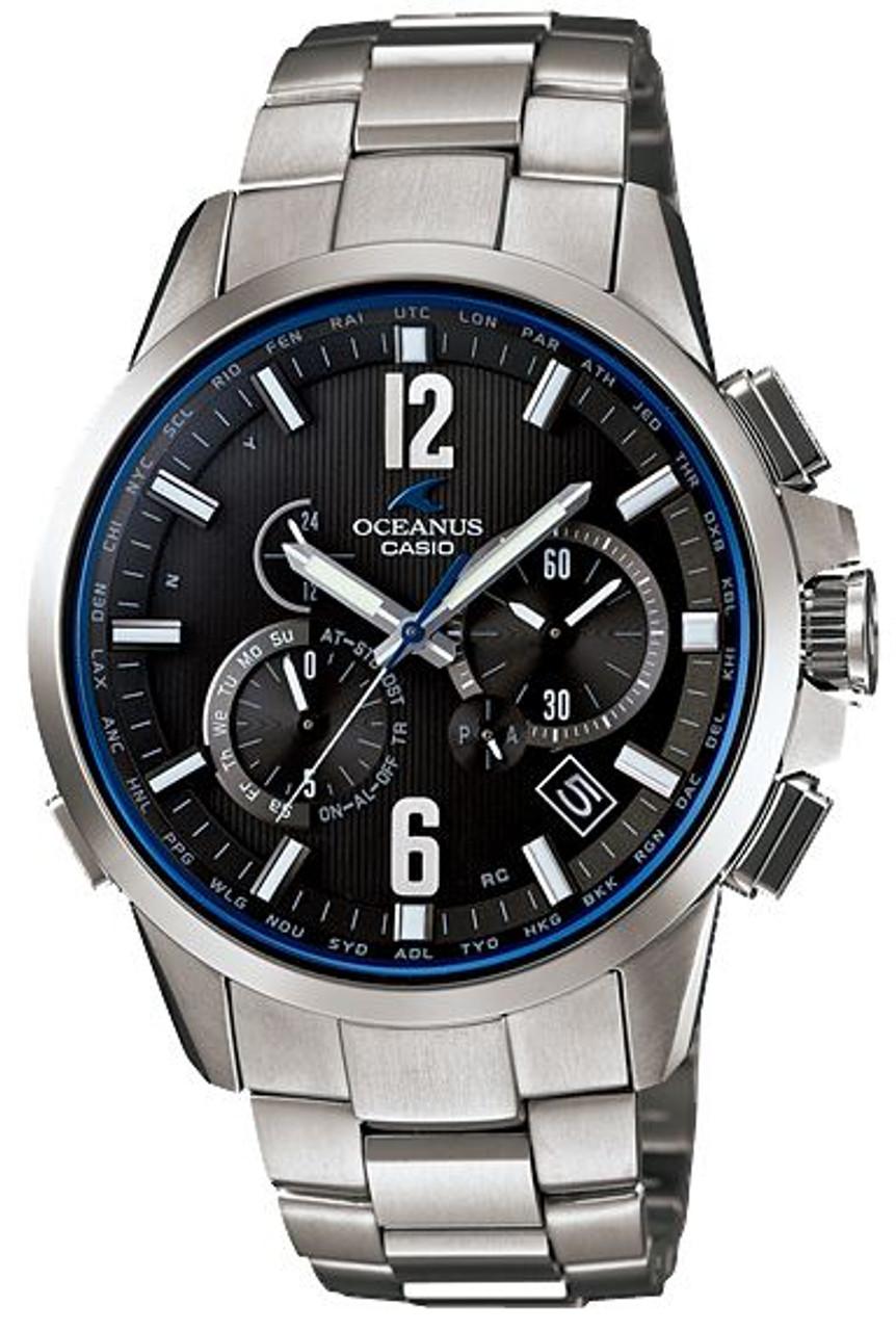 Casio Oceanus OCW-T2000-1AJF