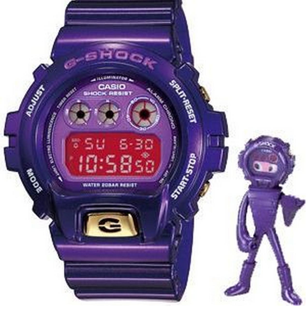 Casio G-Shock Man Box DW-6900SW-6JR Purple Limited