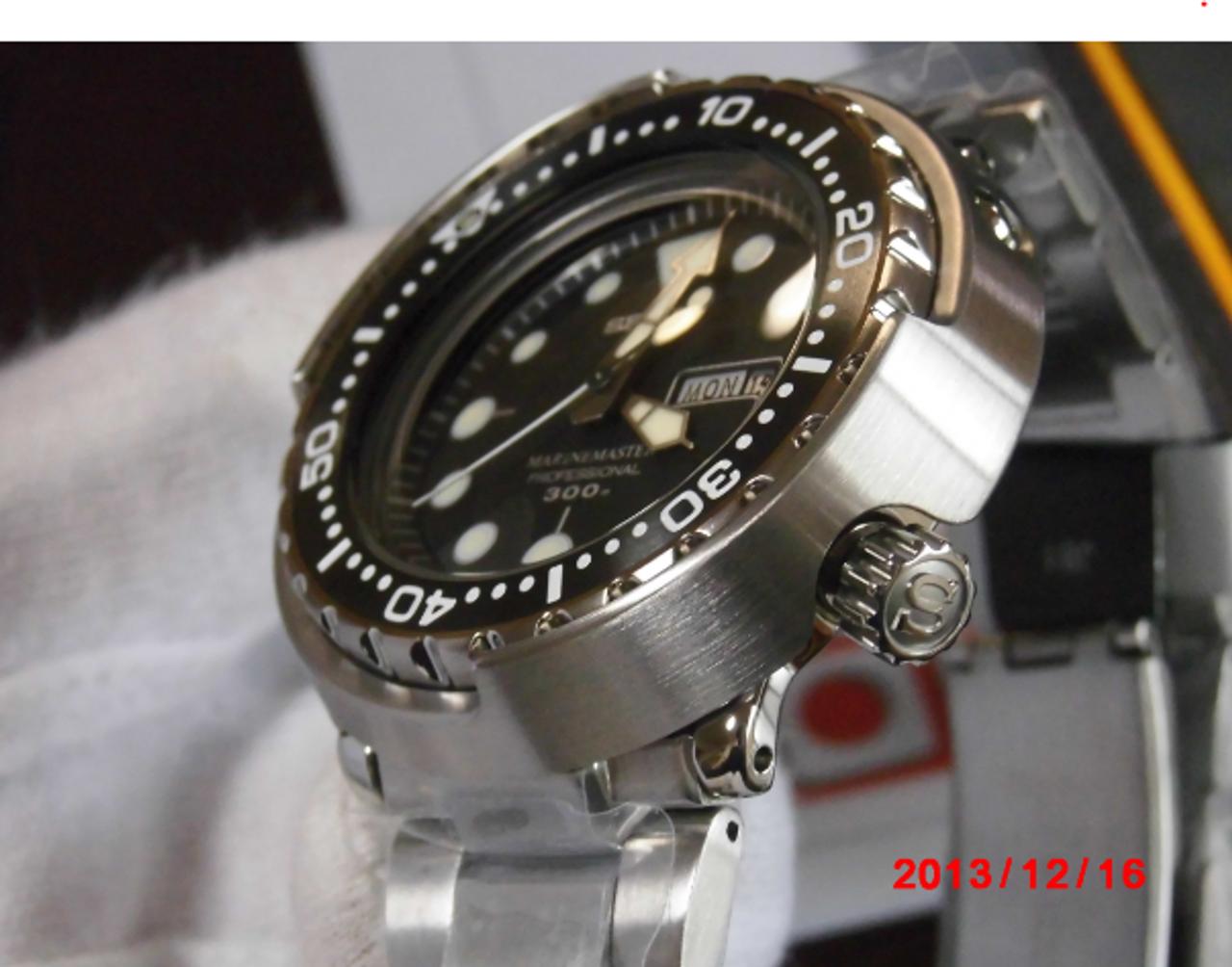 Seiko Prospex SBBN015 Marine Master