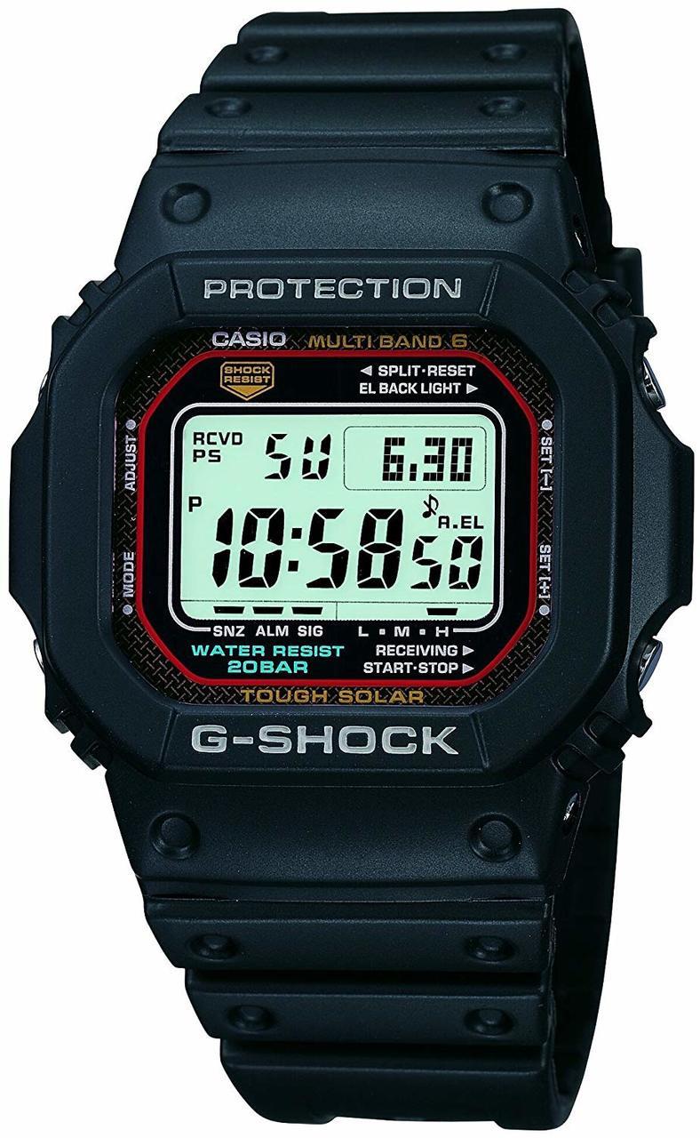 Casio G-Shock GW-M5610-1JF Solar Atomic