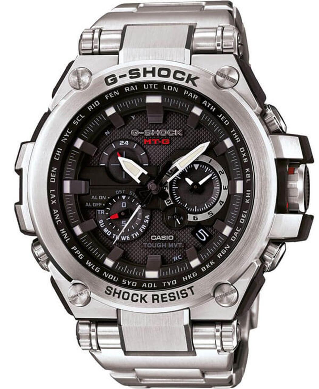 Casio G-Shock MTG-S1000D-1AJF Multiband 6