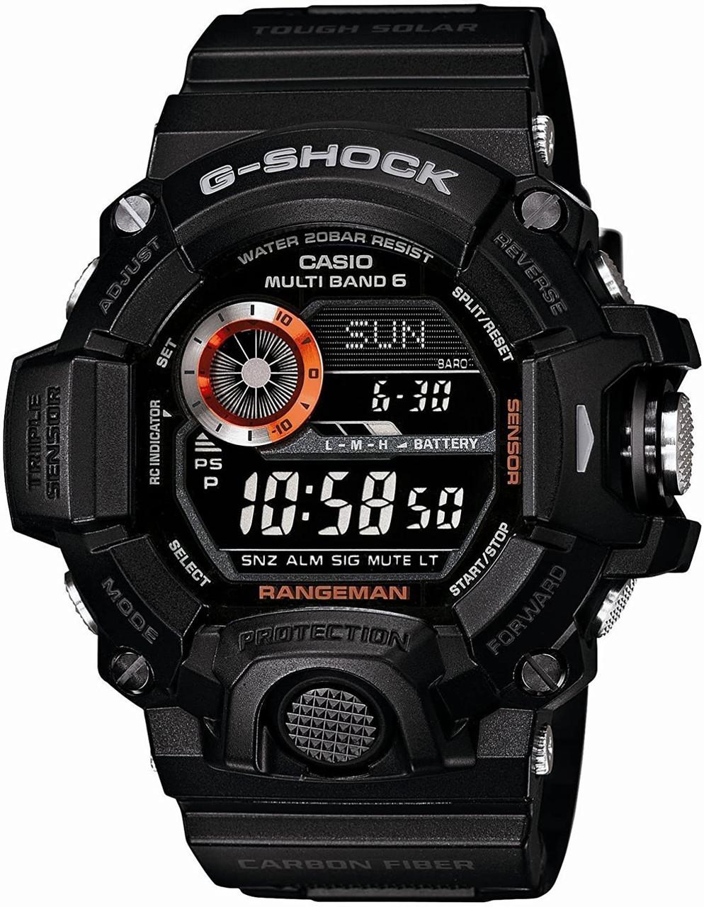 Casio G-Shock Rangeman GW-9400BJ-1JF