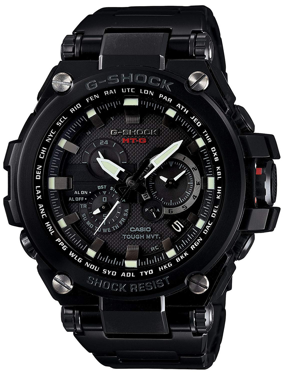 Casio G-Shock MTG-S1000BD-1AJF Premium Line