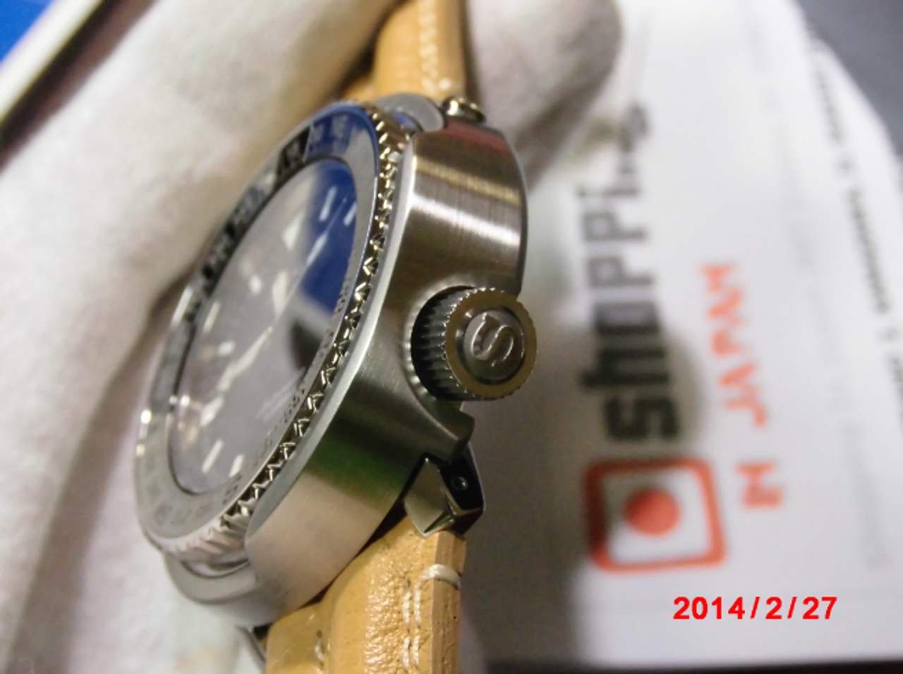 Seiko SBDC011