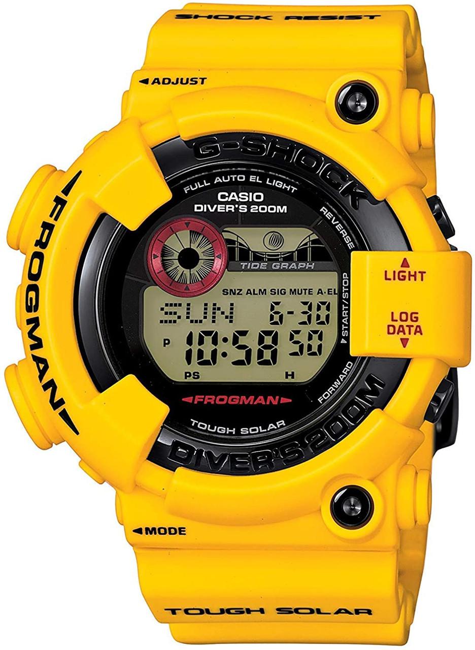 Casio G-Shock Frogman GF-8230E-9JR Lightning Yellow