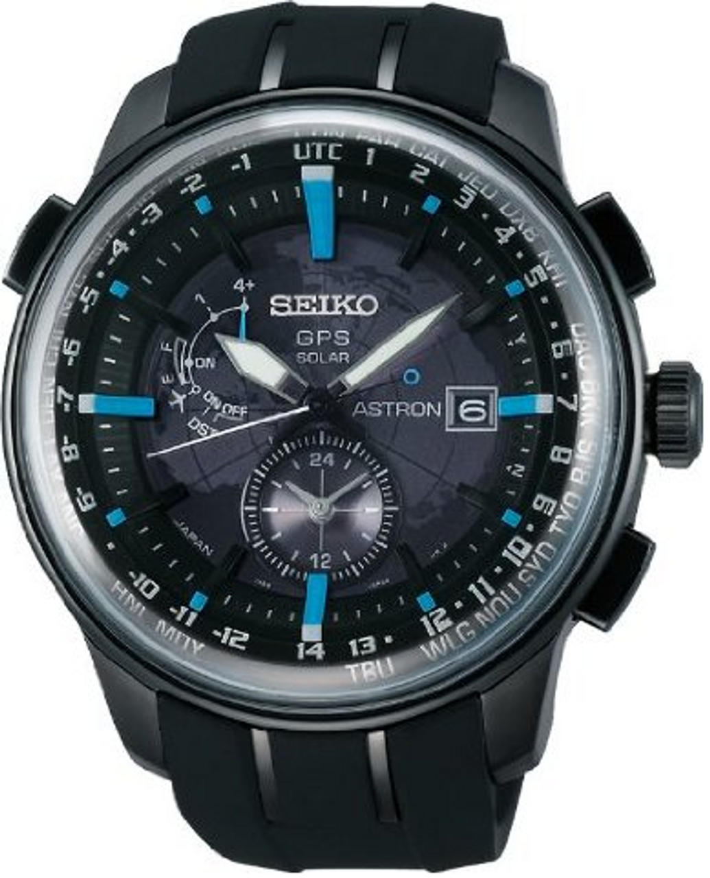 Seiko Astron SAS033 GPS Stratosphere SAS033J1