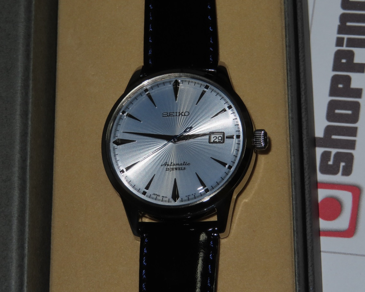 buy online a8e5a 58808 Seiko SARB065 Mechanical Cocktail Time