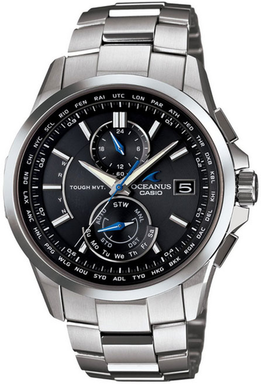 Casio Oceanus OCW-T2500-1AJF Tough Smart Access