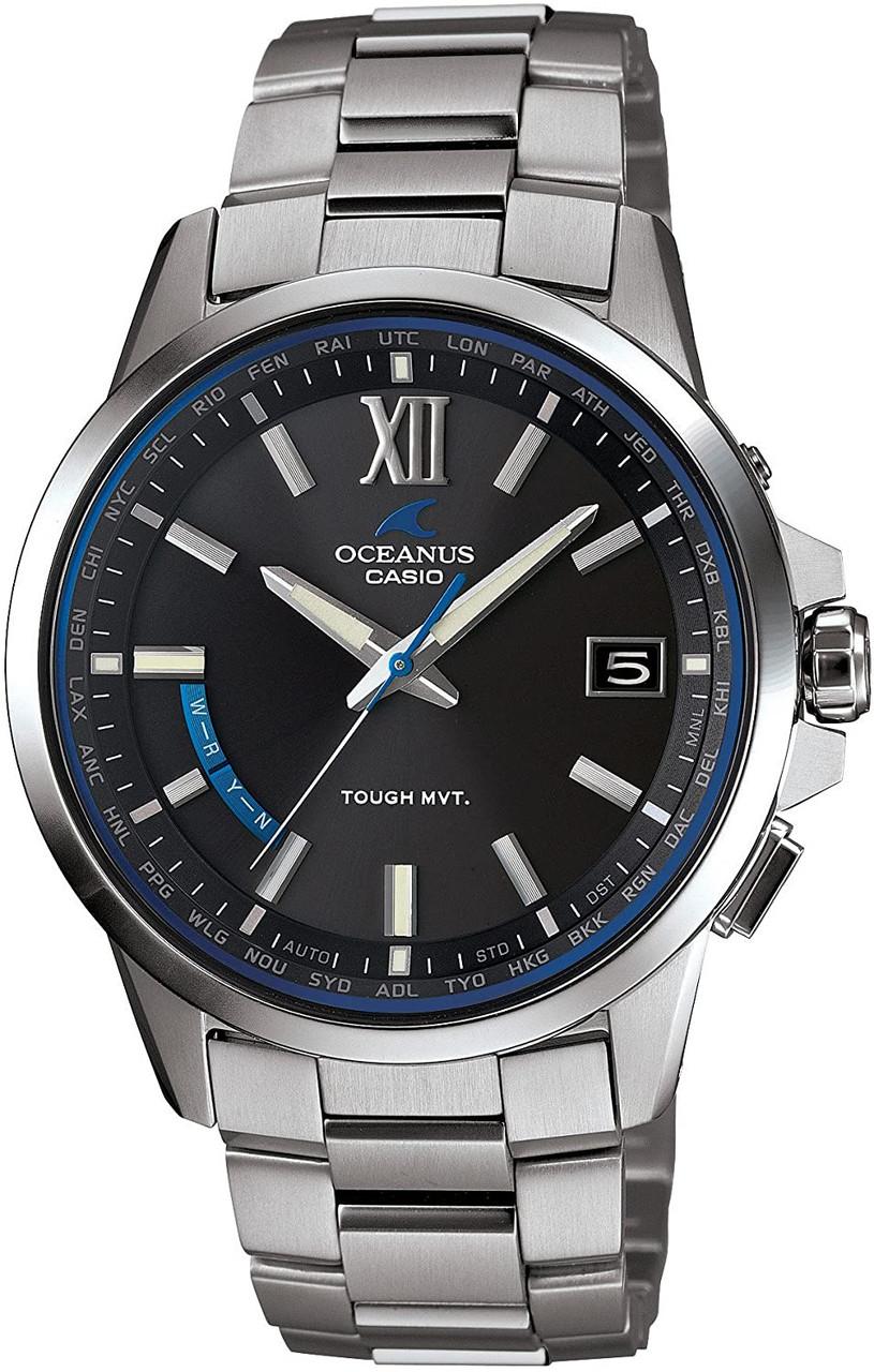 Casio Oceanus OCW-T150-1AJF Tough MVT