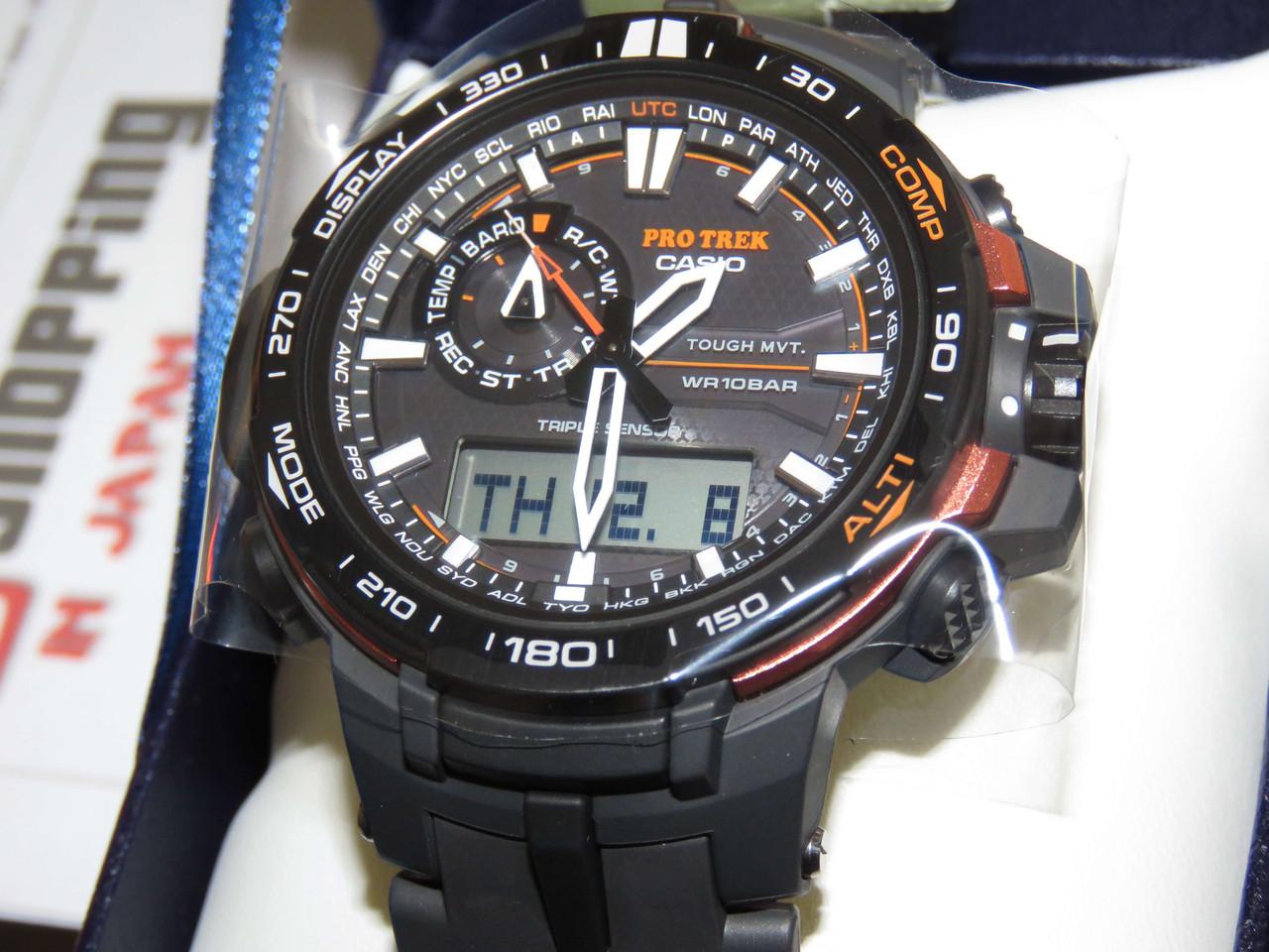 Casio Protrek PRW-6000Y-1JF