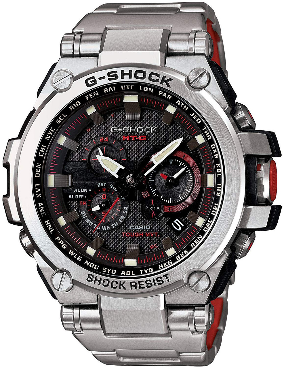 Casio G-Shock MTG-S1000D-1A4JF Multiband 6