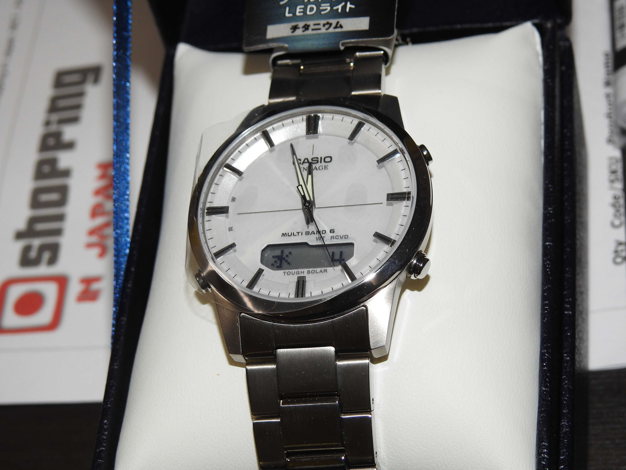 Casio Lineage LCW-M170TD-7AJF Multiband 6