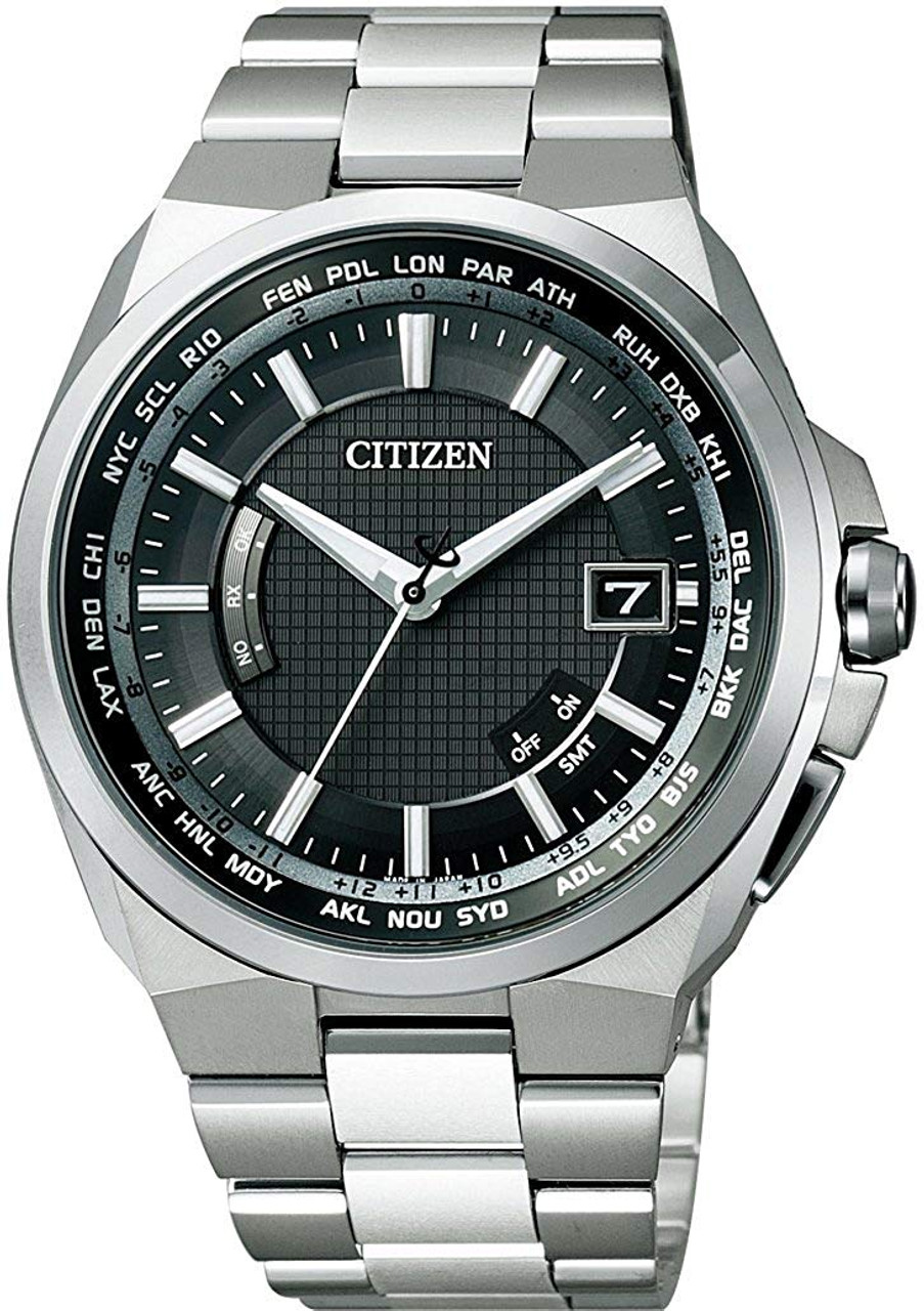 Citizen Attesa CB0120-55E Eco-Drive