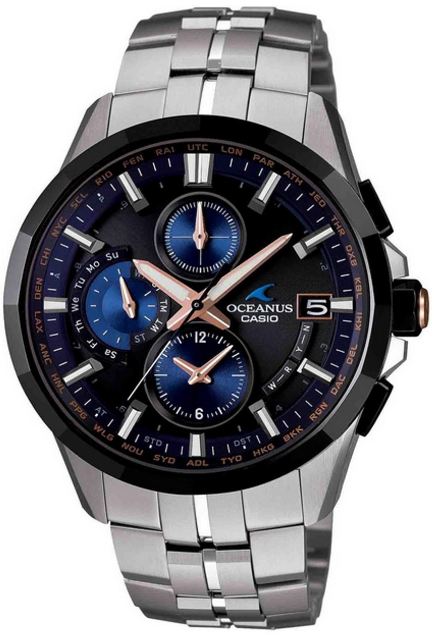Oceanus OCW-S3001C-1AJF Manta 10th Anniversary