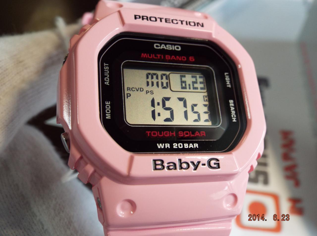 Casio Baby-G ICERC Dolphin Whale BGD-5000K-4JR