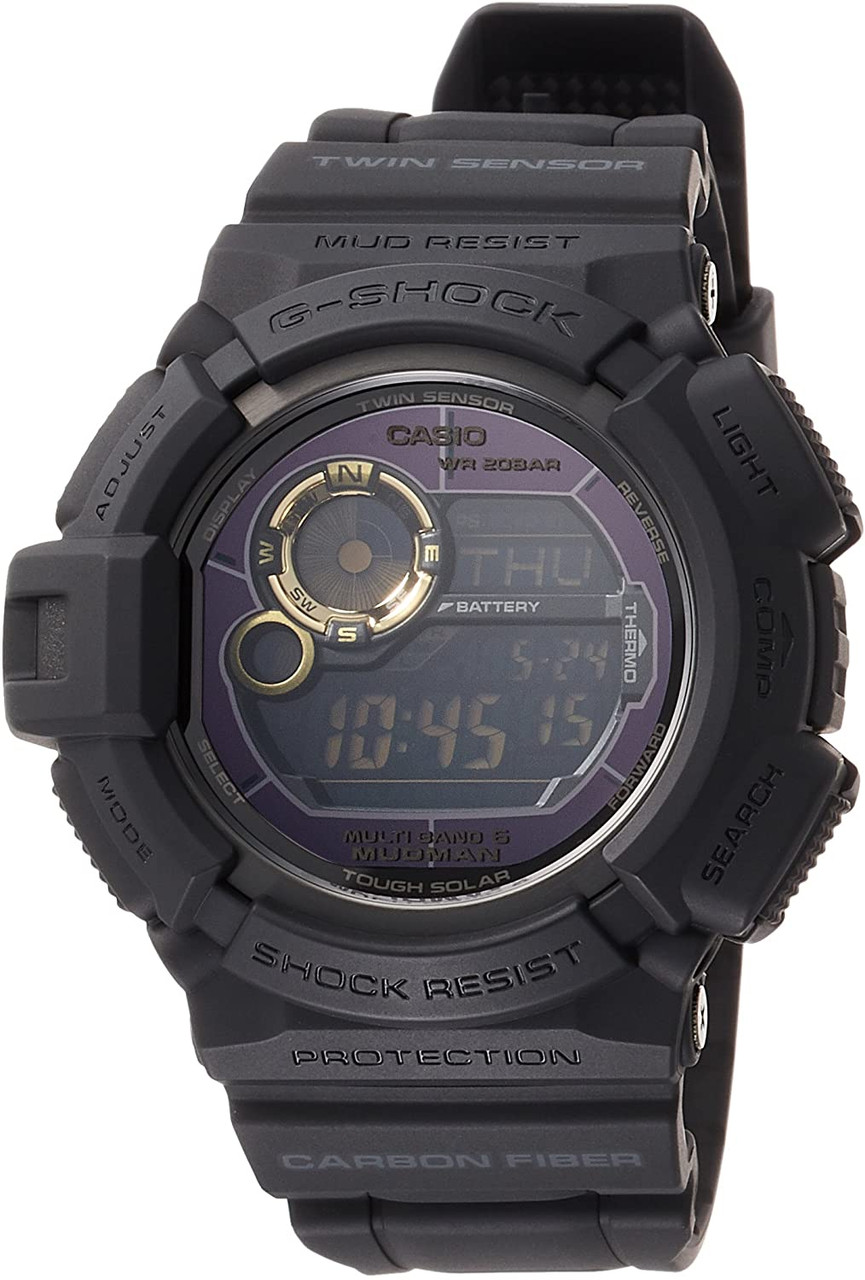 G-Shock Mudman GW-9300GB-1JF BLACK GOLD (Carbon)