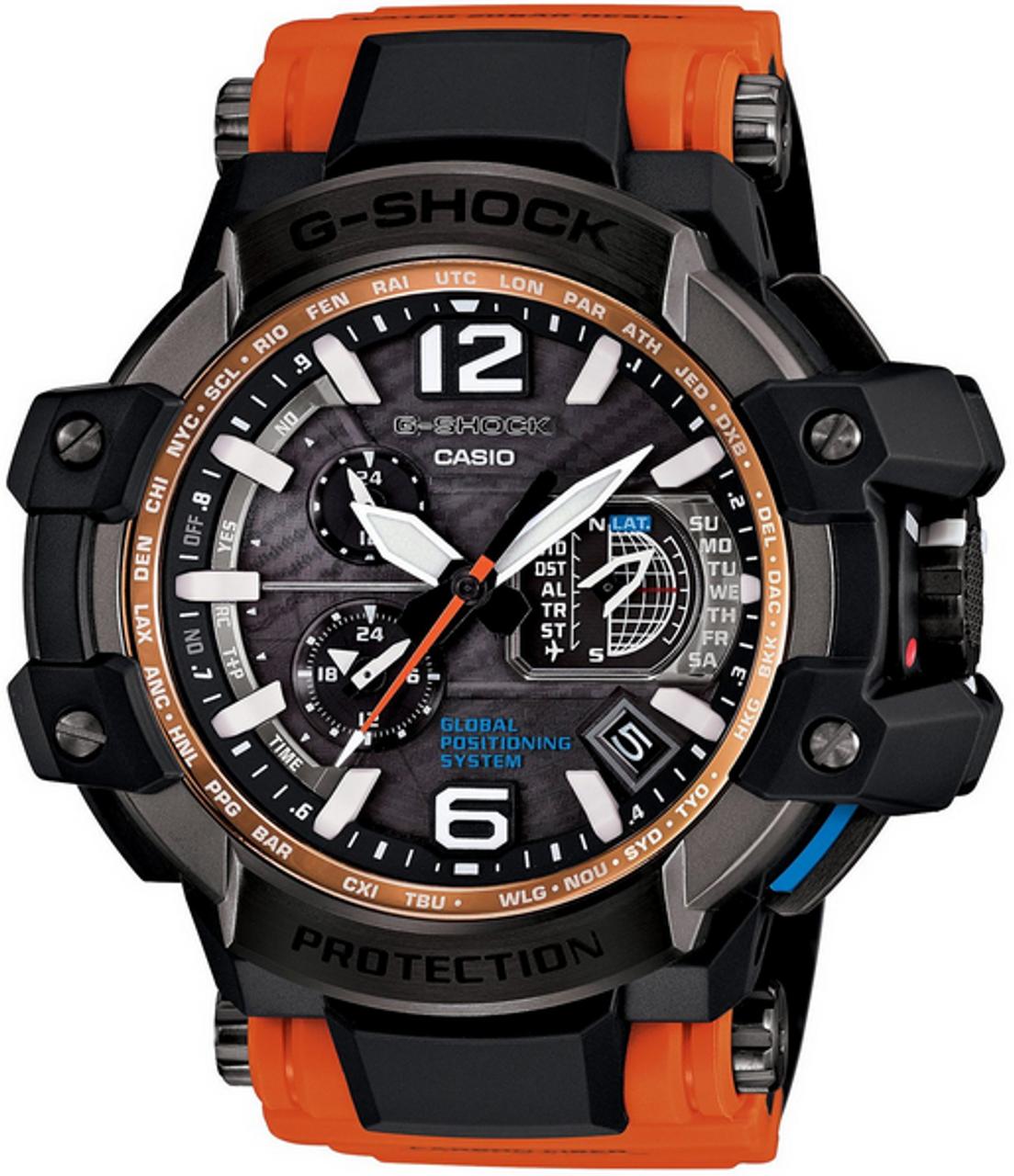 Casio G-Shock GPS GPW-1000-4AJF