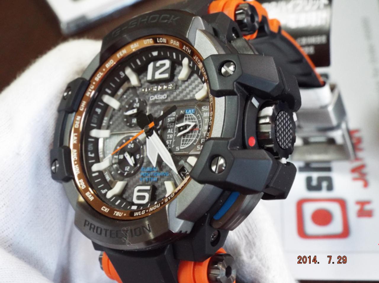 G-Shock GPW-1000-4AJF